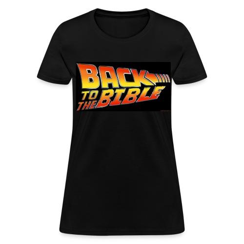 Back to the Bible - Women's T-Shirt