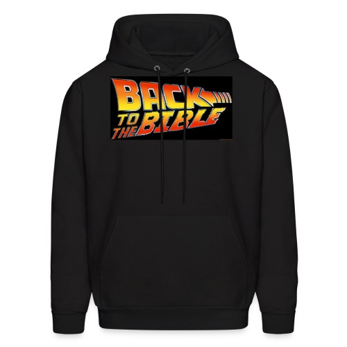 Back to the Bible - Men's Hoodie