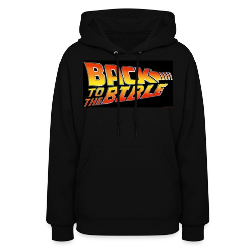 Back to the Bible - Women's Hoodie
