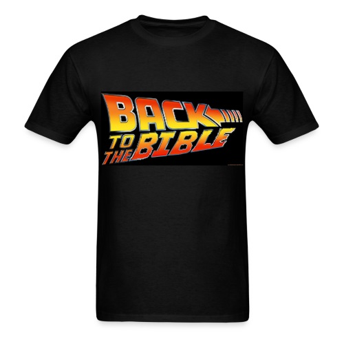 Back to the Bible - Men's T-Shirt