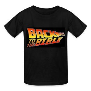 Back to the Bible - Kids' T-Shirt