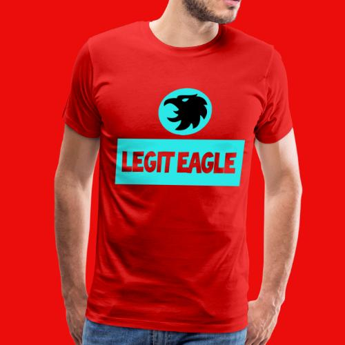 Legit eagle boys T-Shirt - Men's Premium T-Shirt