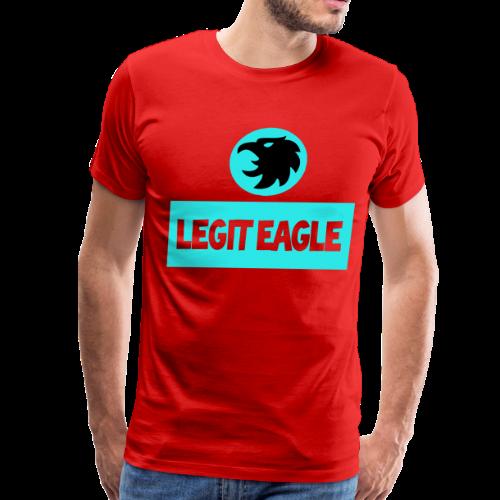 Legit eagle boys T-Shirt - Men's Premium T-Shirt
