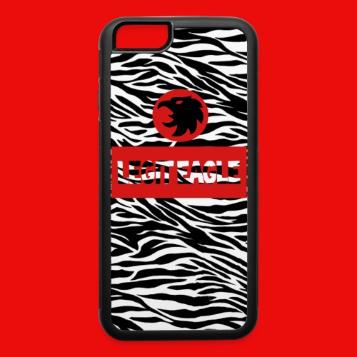 Legit eagle iPhone 6s/6  case - iPhone 6/6s Rubber Case