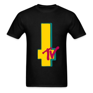 MTV Cross Blk 2 - Men's T-Shirt