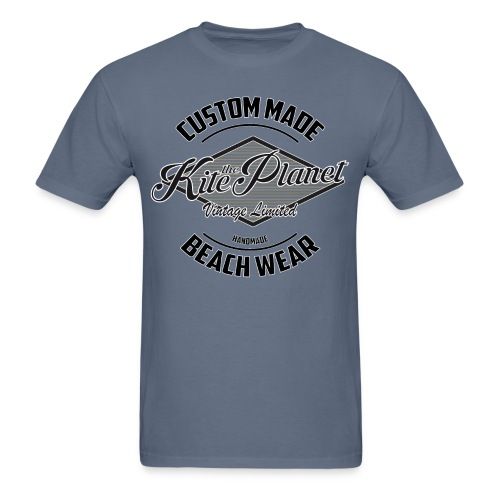 Kite The Planet Custom - Men's T-Shirt