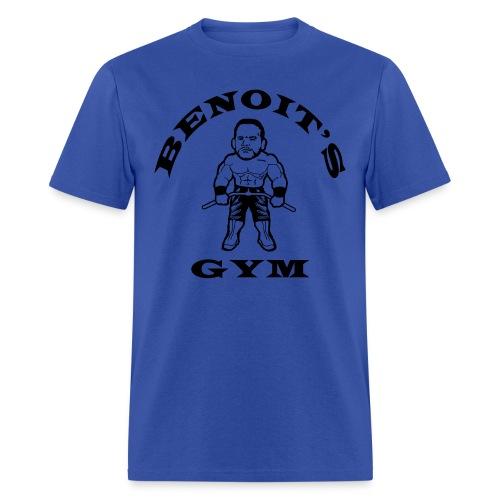 Benoits Gym - Men's T-Shirt