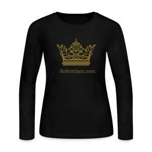 ★ Kingdom Bound  ★ - Women's Long Sleeve Jersey T-Shirt