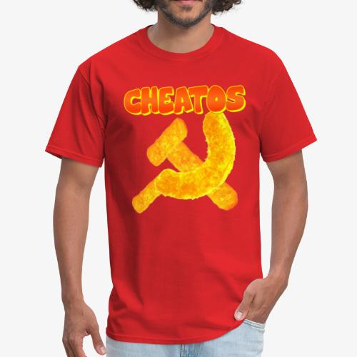 Cheatos - Men's T-Shirt