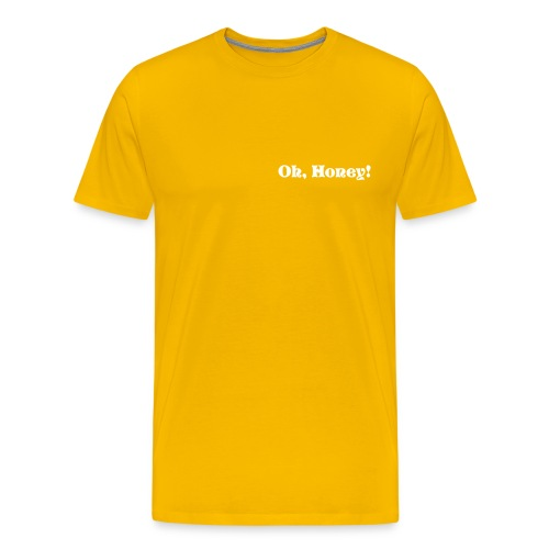 Oh Honey! - Men's Premium T-Shirt