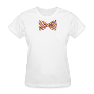 T-Shirts ~ Women's T-Shirt ~ Bow Tie
