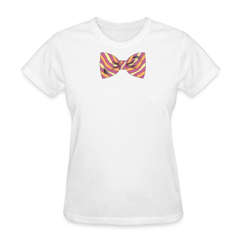 Bow Tie - Women's T-Shirt