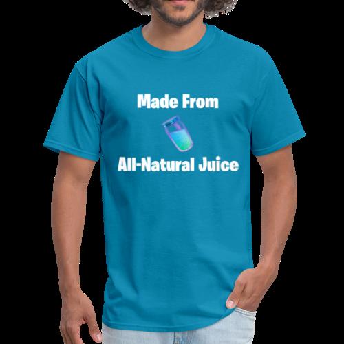 All-Natural Juice - Men's T-Shirt