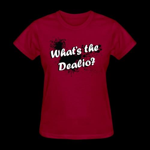 Dealio - Women's T-Shirt