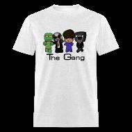 T-Shirts ~ Men's T-Shirt ~ Men's T-Shirt: The Gang