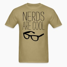 Nerds Are Cool Tee