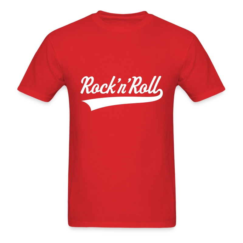 Rock N Roll T Shirt Spreadshirt