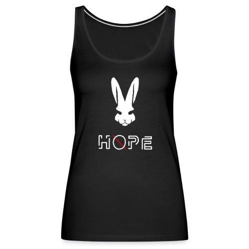 H.Ø.P.E. Womens Bunny Tank Top - Women's Premium Tank Top