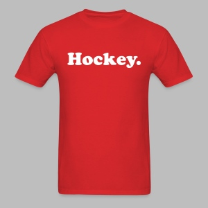 Hockey Period - Men's T-Shirt