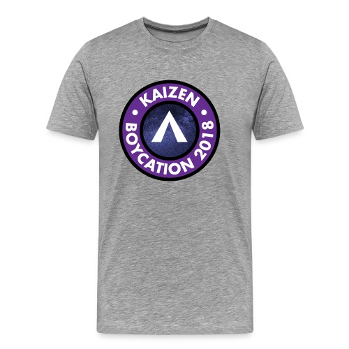 Boycation 2018 Premium T-Shirt - Men's Premium T-Shirt