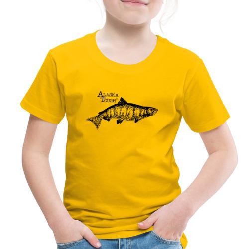 Salmon Fishing T-Shirt for Toddler  - Toddler Premium T-Shirt