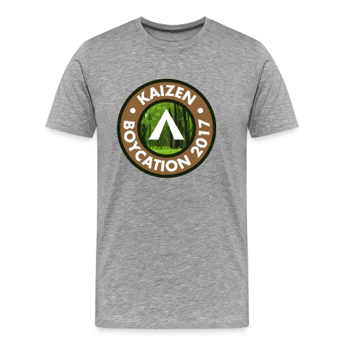 Boycation 2017 Premium T-Shirt - Men's Premium T-Shirt