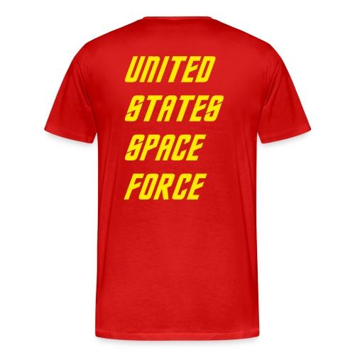 Space Force Shirt - Men's Premium T-Shirt