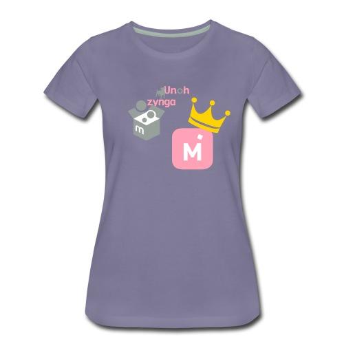 Women T for Yuma - Women's Premium T-Shirt