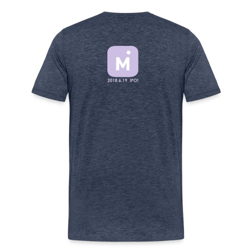 Mericari for suppotors - Men's Premium T-Shirt