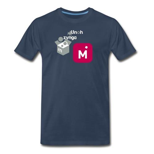 Mercari Supporter Hiro - Men's Premium T-Shirt