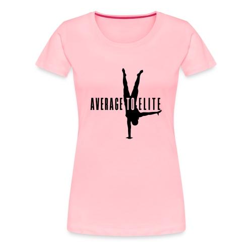 Handstand Women's T-Shirt - Women's Premium T-Shirt