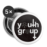 Buttons ~ Small Buttons ~ youth group button