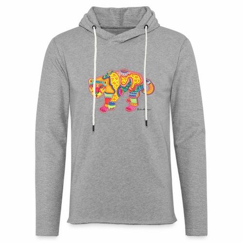 Cat hoodie - Unisex Lightweight Terry Hoodie