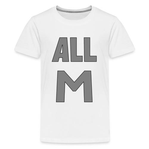 All M - Kids' Premium T-Shirt