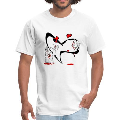 Valentines Day - Mens T - Men's T-Shirt