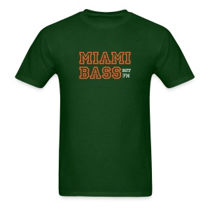 U of B (Green) - Men's T-Shirt