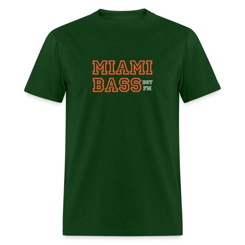 U of B (Green) - Men's T-Shirt