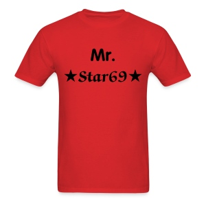 ★star 69★ - Men's T-Shirt