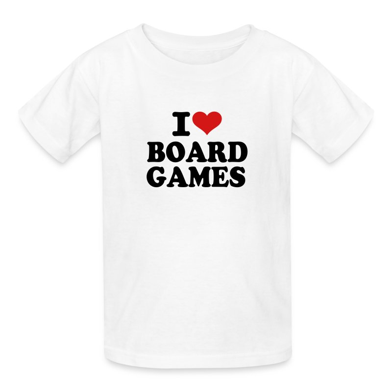 i love board games t