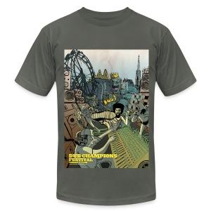 Dub Champions Festival Vienna men's tee - Men's Fine Jersey T-Shirt