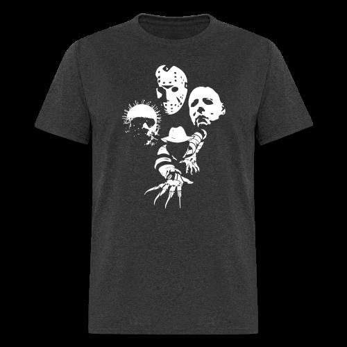 Horror Icons Band Men's Tee - Men's T-Shirt