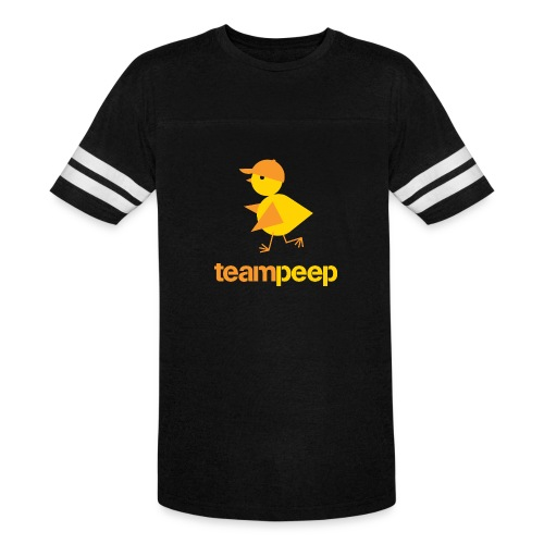 Team Peep Shirt - Vintage Sport T-Shirt