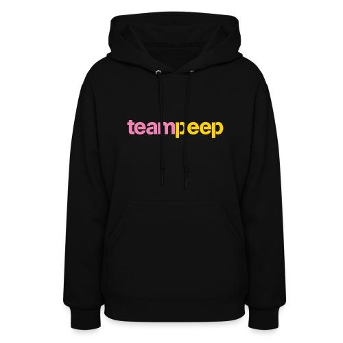 Team Peep Sweatshirt - Women's Hoodie
