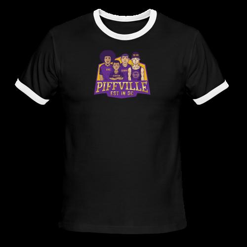 The Piffvillian - Men's Ringer T-Shirt