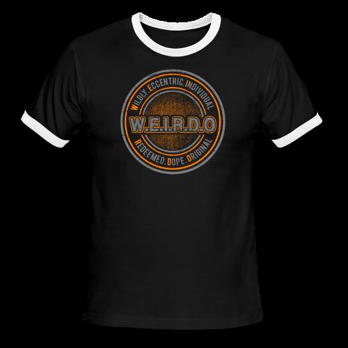 Weirdo  - Men's Ringer T-Shirt
