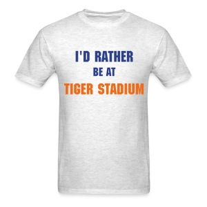 Missing Tiger Stadium - Men's T-Shirt