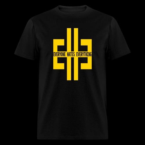 Pittsburgh Colors EHE Logo Flex Print - Men's T-Shirt