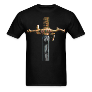 T-Shirts ~ Men's T-Shirt ~ Sword