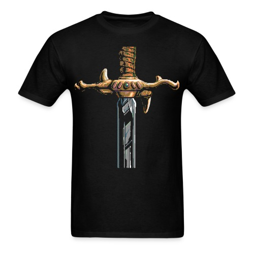 Sword - Men's T-Shirt