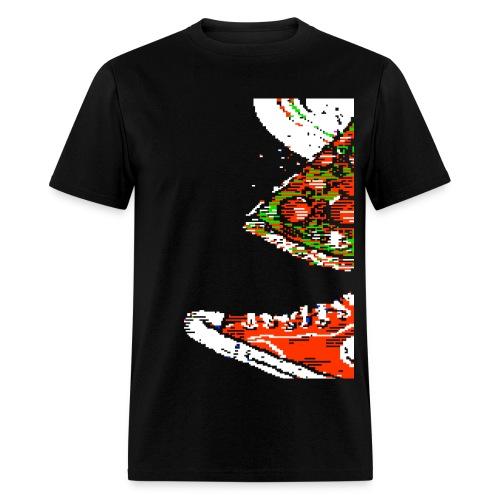 80s Pizza - Men's T-Shirt